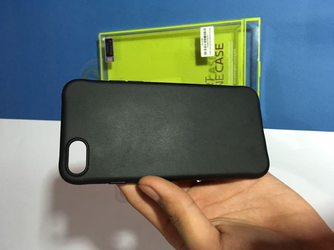 #BAPAU Silicone Case iPhone 7 new