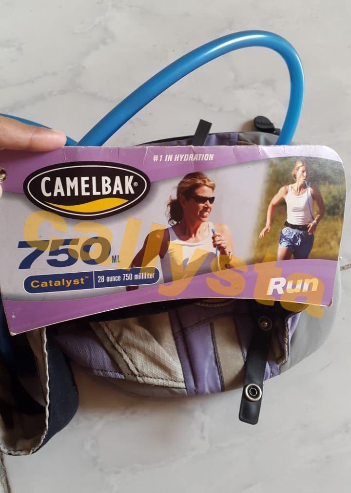 #BAPAU Tas Camelback Run Hidration 750ml