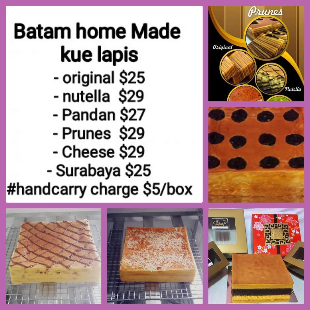 Batam Kue Lapis