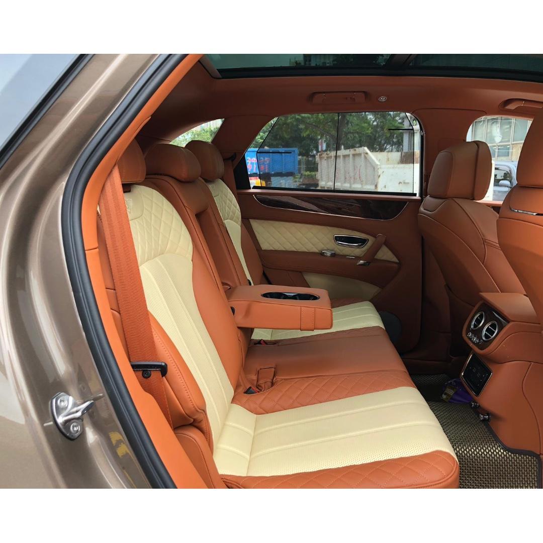 BENTLEY  Bentley Bentayga W12