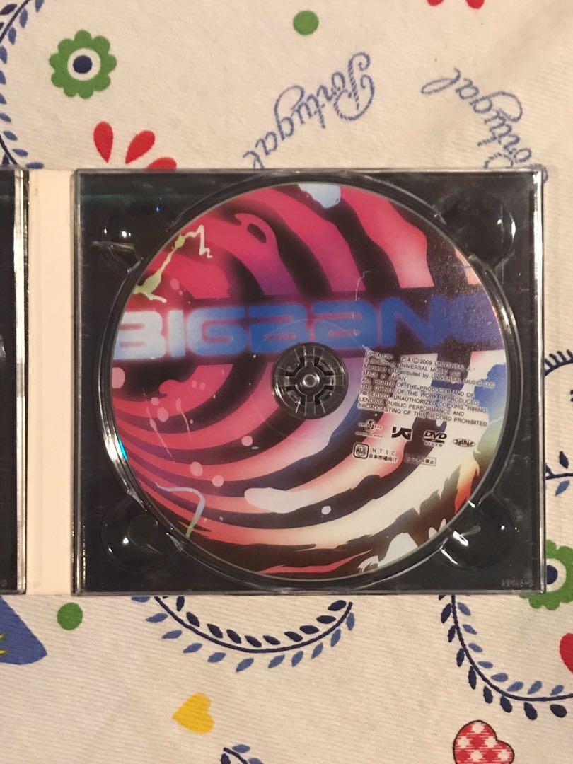BIGBANG Japan Album CD&DVD