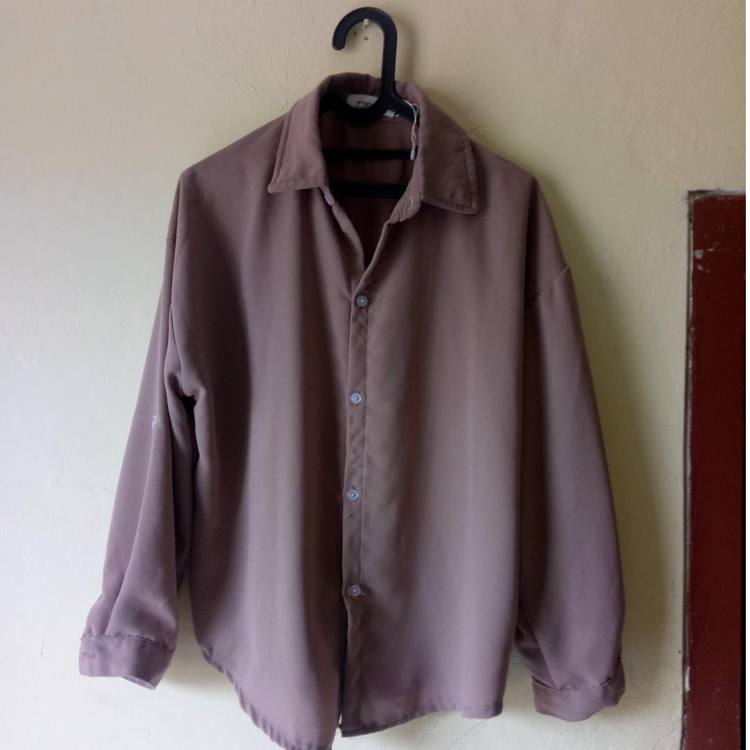 blouse kemeja