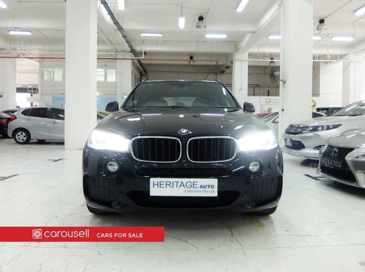 BMW X5 xDrive35i M-Sport Sunroof