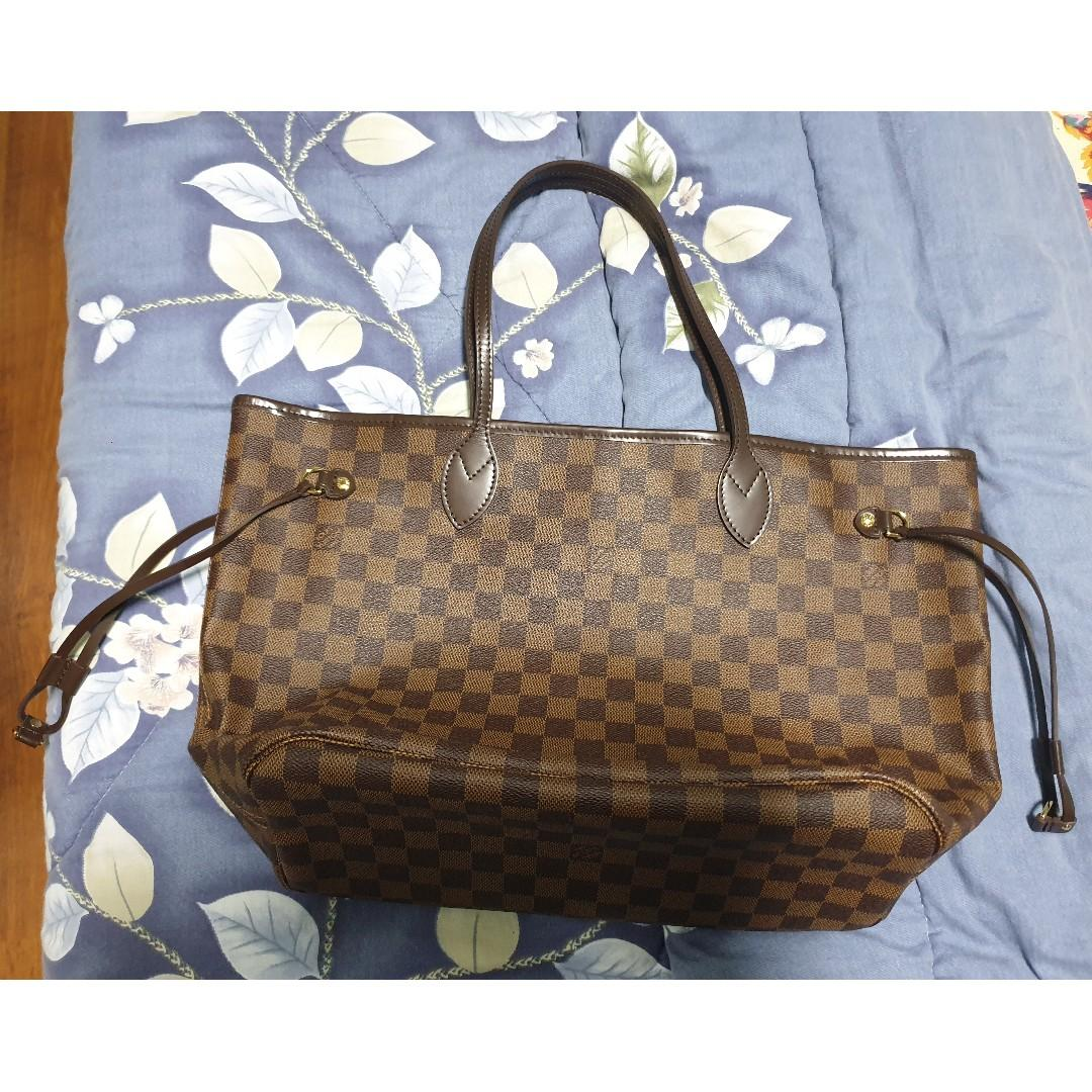 (Fast Deal $1,050) BN Authentic Louis Vuitton / LV Neverfull MM