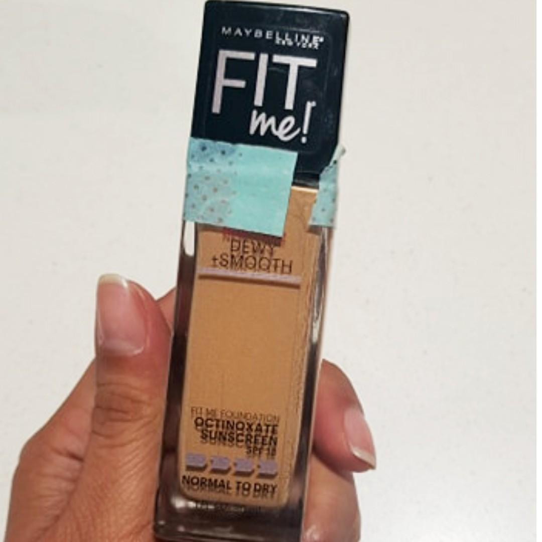 BRAND NEW Maybelline Fit Me Foundation SPF 18 (Sun Beige 310)