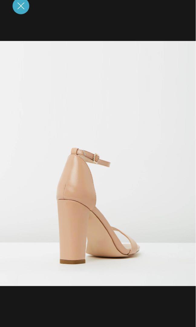 BRAND NEW Nude heels $100 off price !!