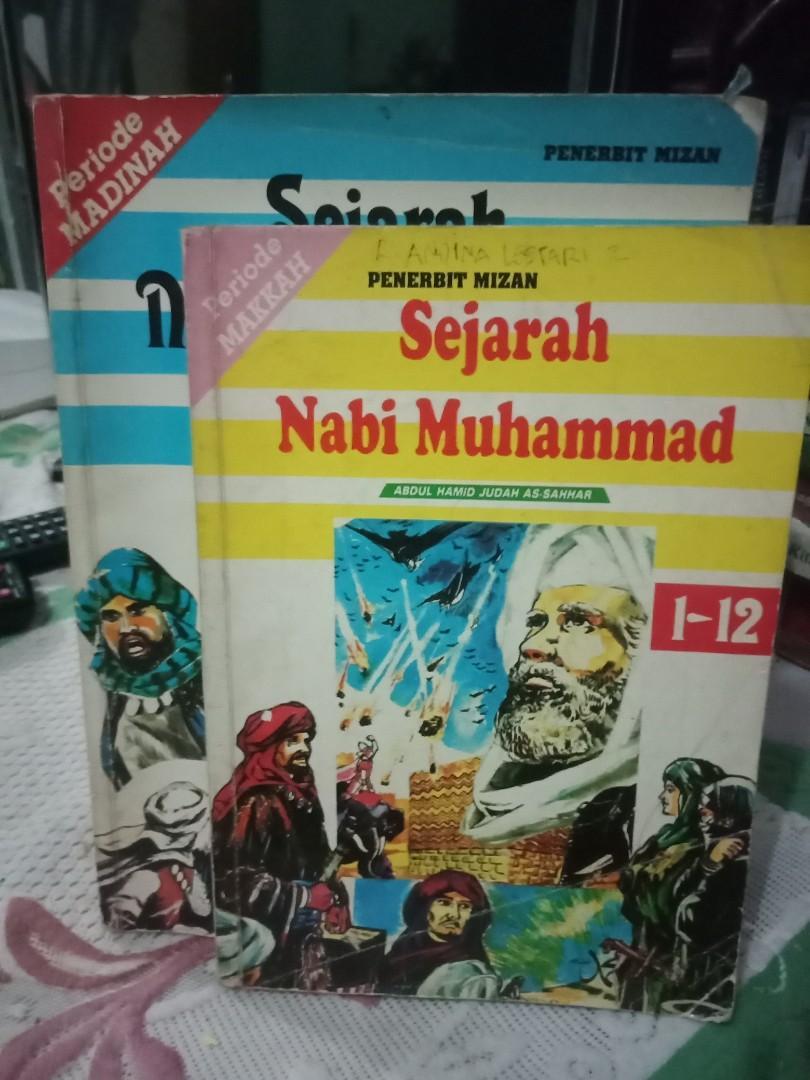 Buku singkat sejarah nabi Muhammad