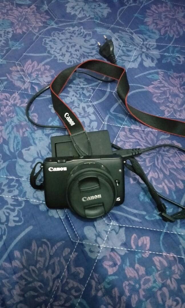 Canon M10 #BAPAU