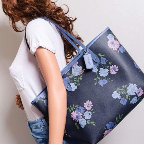 COACH Tote Reversible Bag