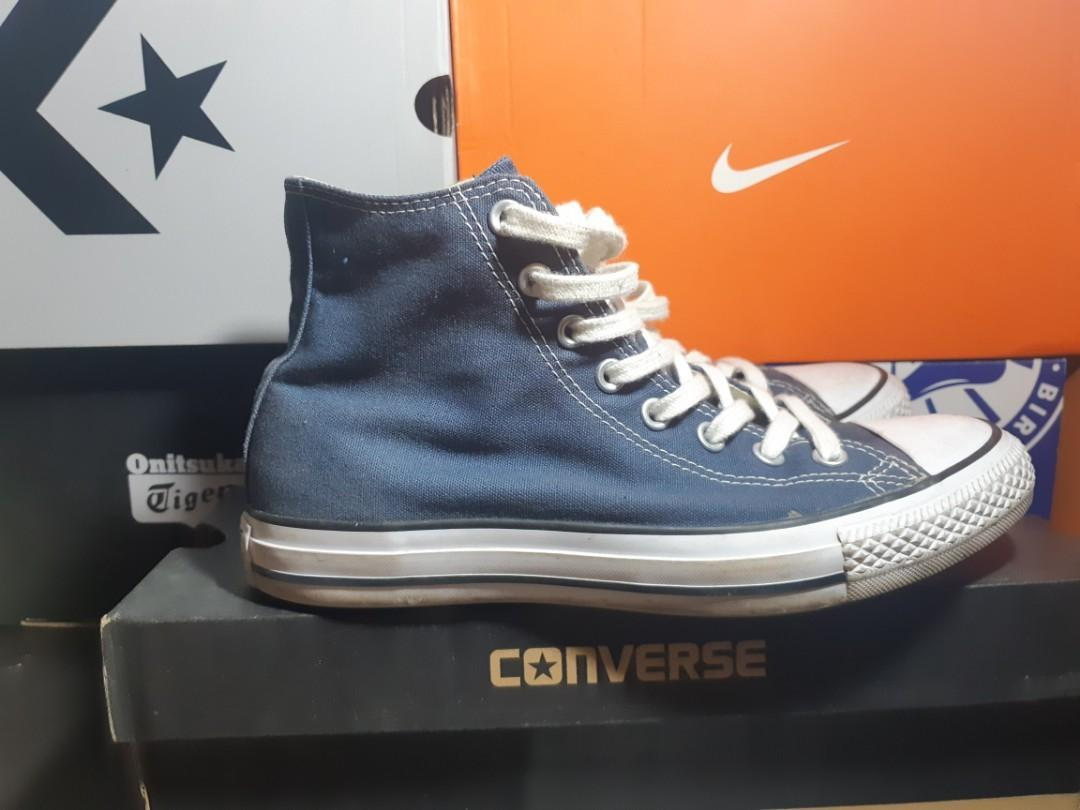 CONVERSE CT AS CANVAS HI SNEAKERS