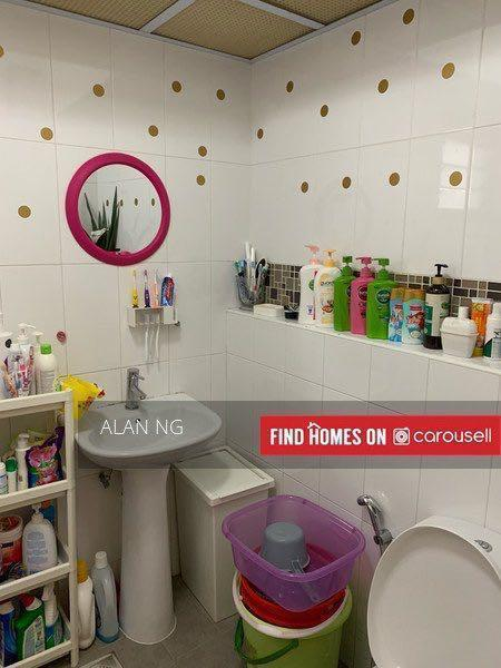 Corner! Just MOP 5 years! Sengkang MRT/Amenities/Compass One Shopping Mall! Blk 326D Anchorvale Rd for Sale!
