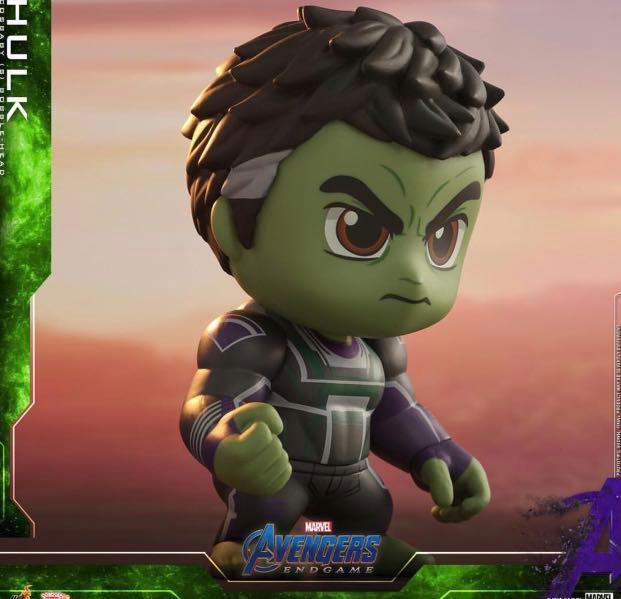 Cosbaby Hulk