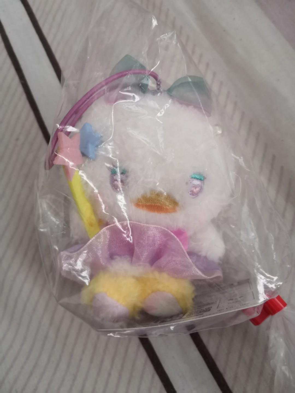 Daisy Duck Petit Yumekawa Plush with Strap