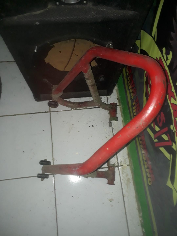 Dijual paddock motor  #BAPAU