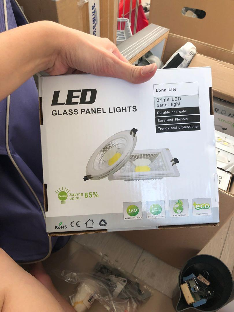 Downlights - LED 12w-14w(round)