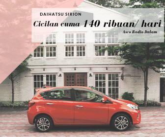 DP MURAH Daihatsu Sirion mulai 35 jutaan. Daihatsu Pamulang