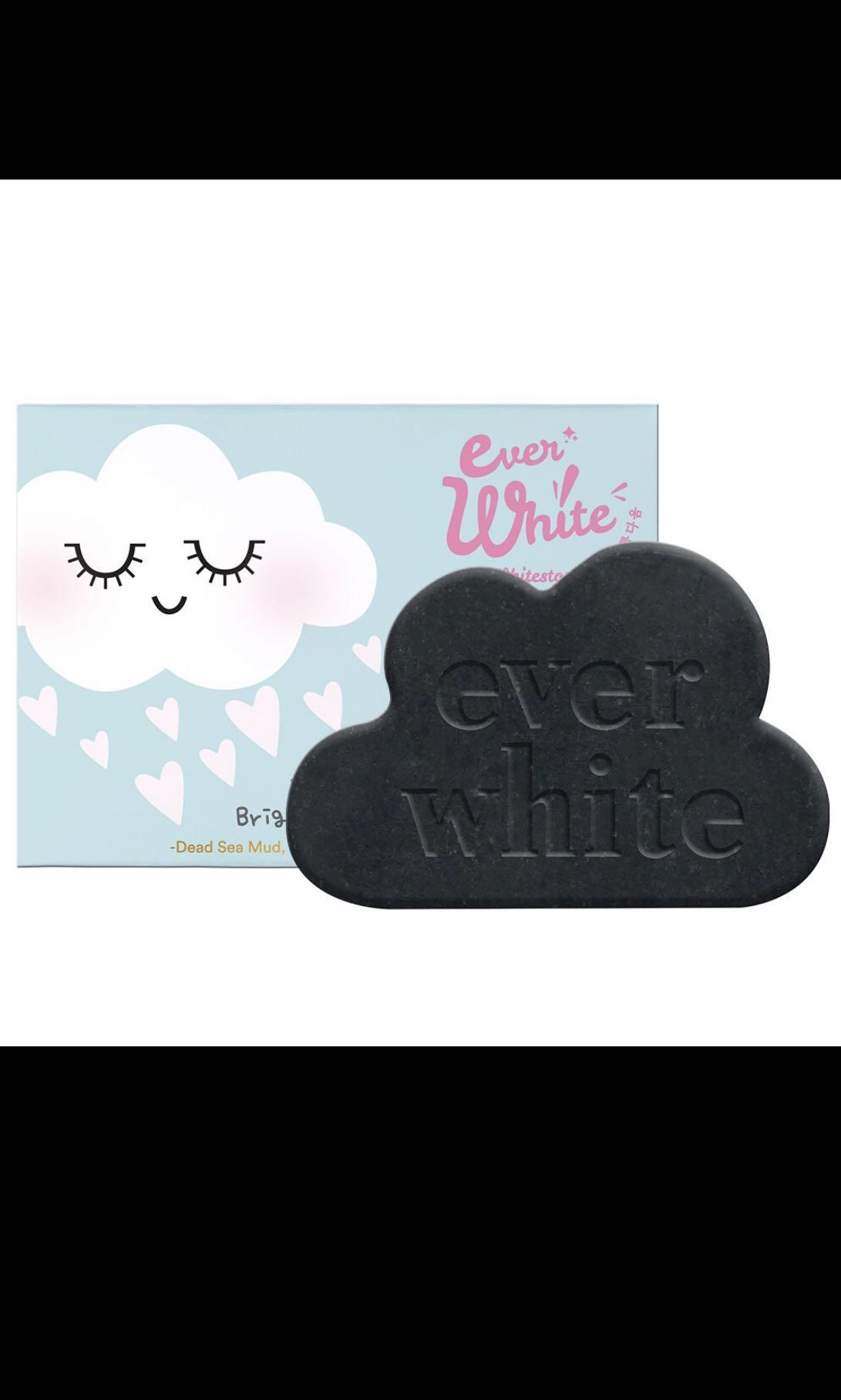 Everwhite sabun awan