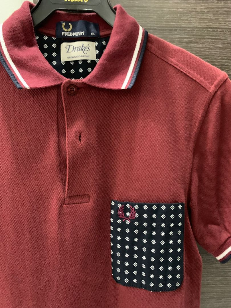 9f4e99b2b Fred Perry Polo T Shirt, Men's Fashion, Clothes, Tops on Carousell