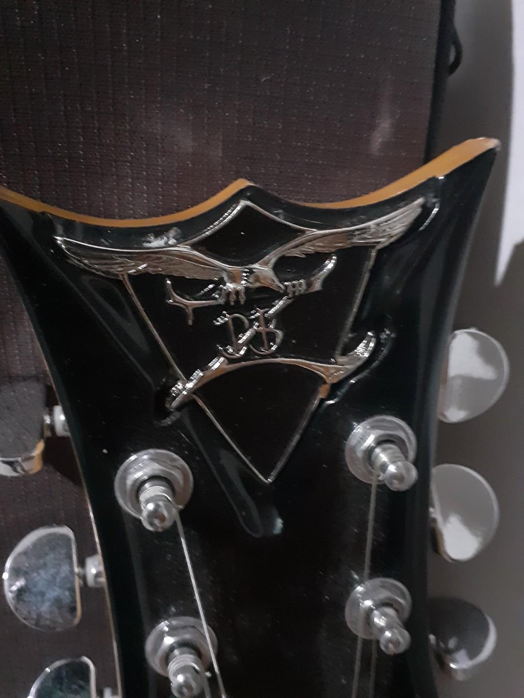 Gitar Listrik DBZ Complete