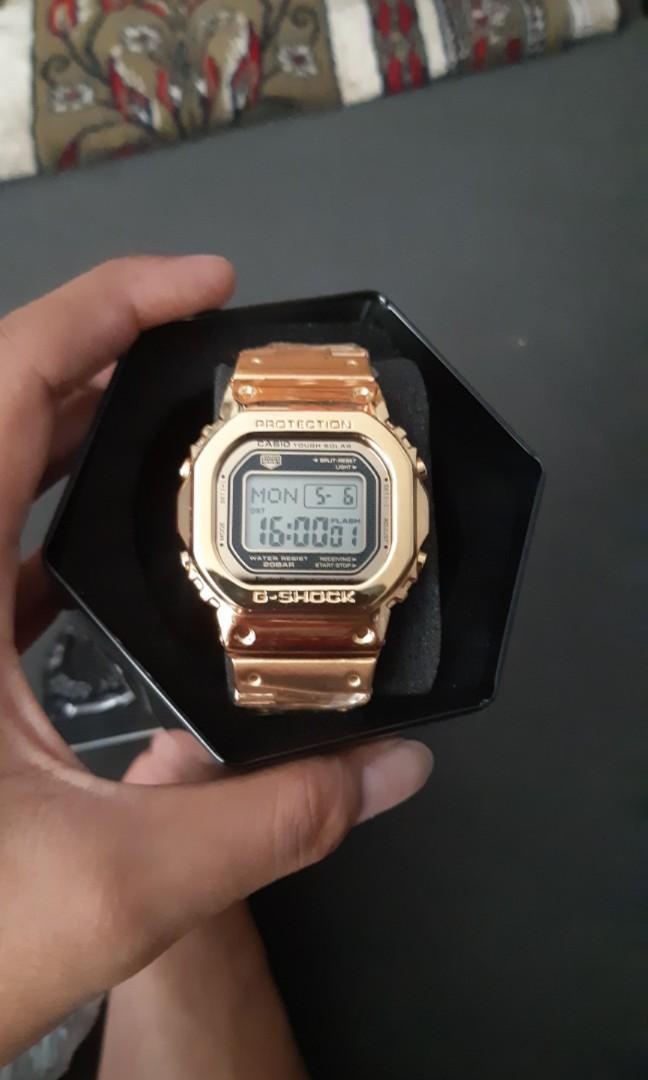 G-Shock  gnwb 5000 full metall special anniversary g shock