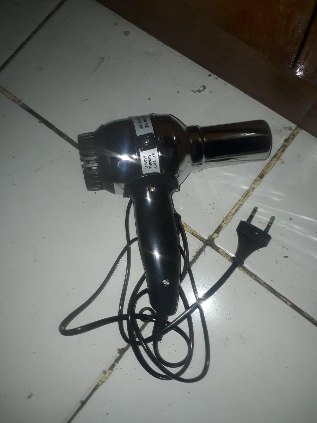 Hair dryer #BAPAU