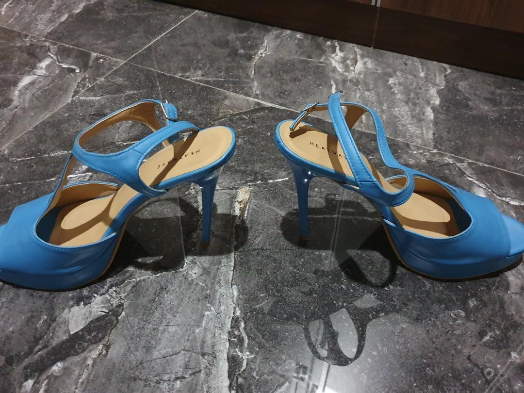 Heatwave Blue Highheels