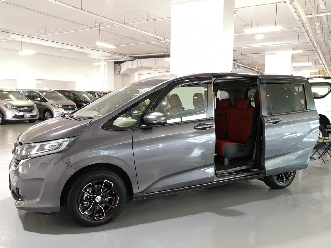 HONDA FREED HYBRID 7-SEATER 1.5G AUTO