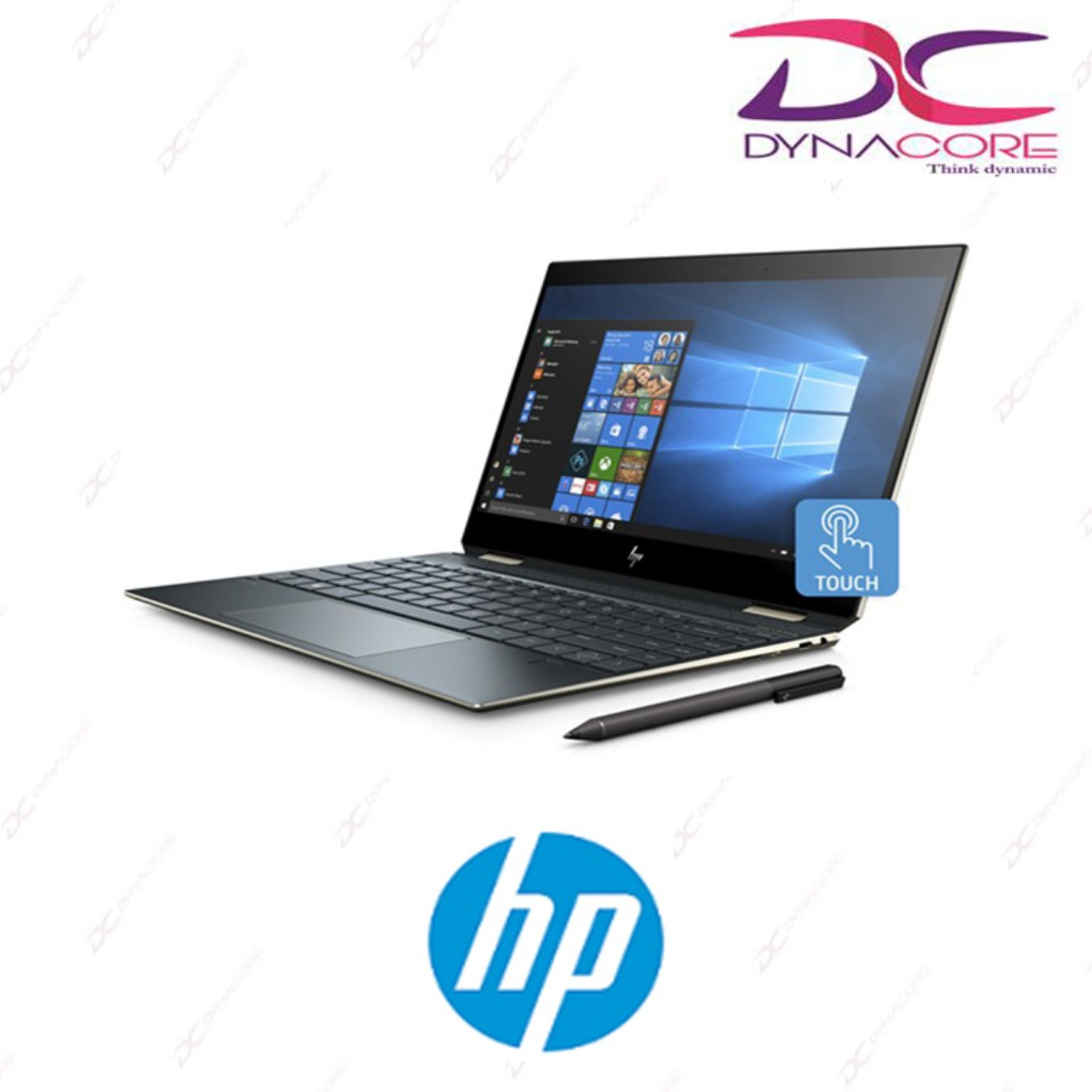HP SPECTRE x360 13 AP0025TU (5KG02PA) (i7-8565U/ 13 3 In/ 16GB RAM/ Intel  UHD Graphics 620) [BRAND NEW] [DYNACORE]