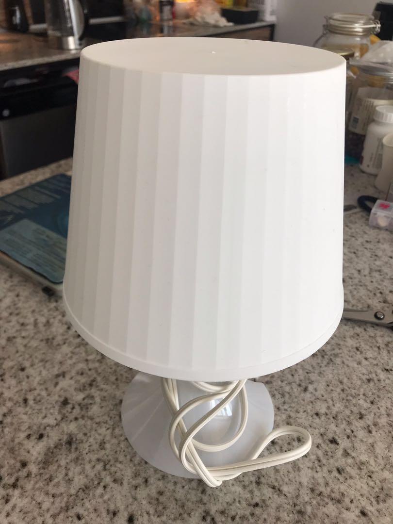 Ikea night lamp / desk lamp