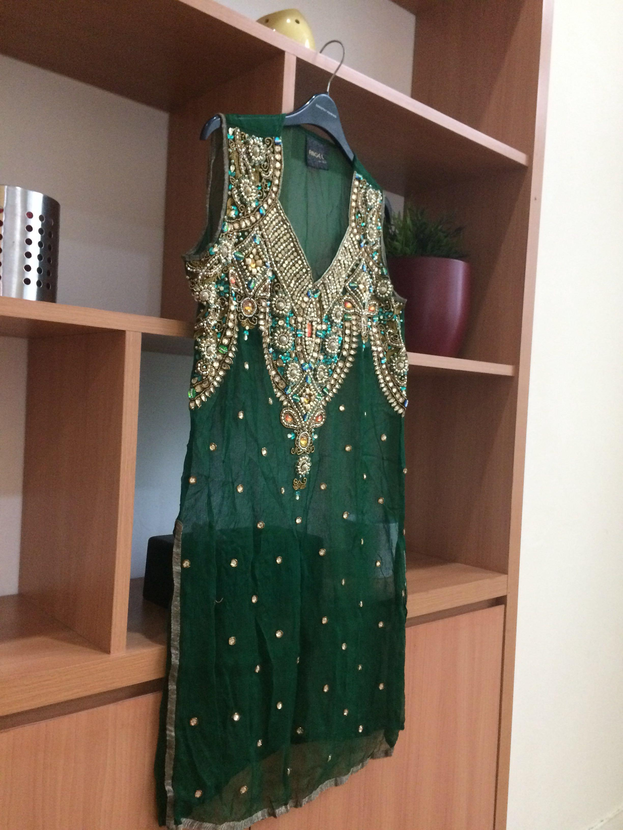 India tunic / kaftan