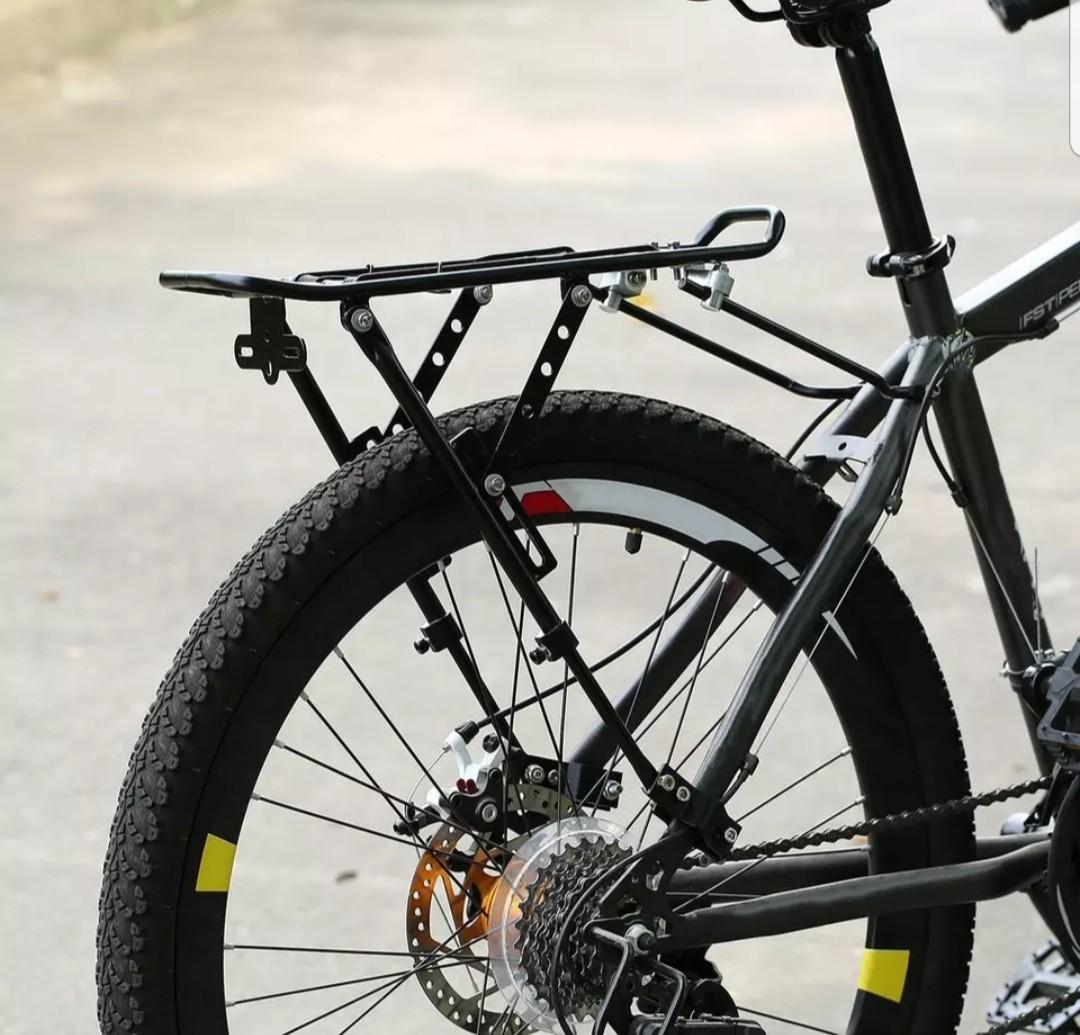 **In-Stock = Rack Rear Alloy FIIDO Bike