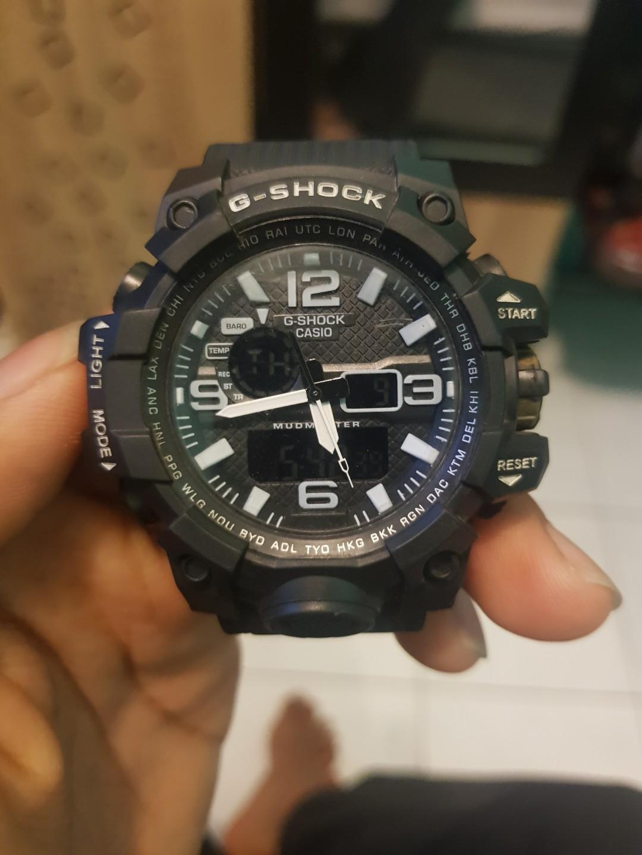 Jam tangan Pria G-shock Casio
