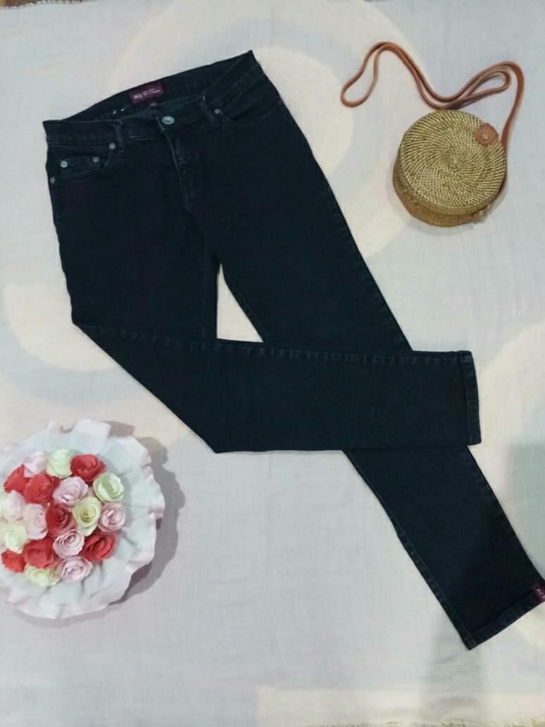 Jeans Hitam AKO Size 28/XL