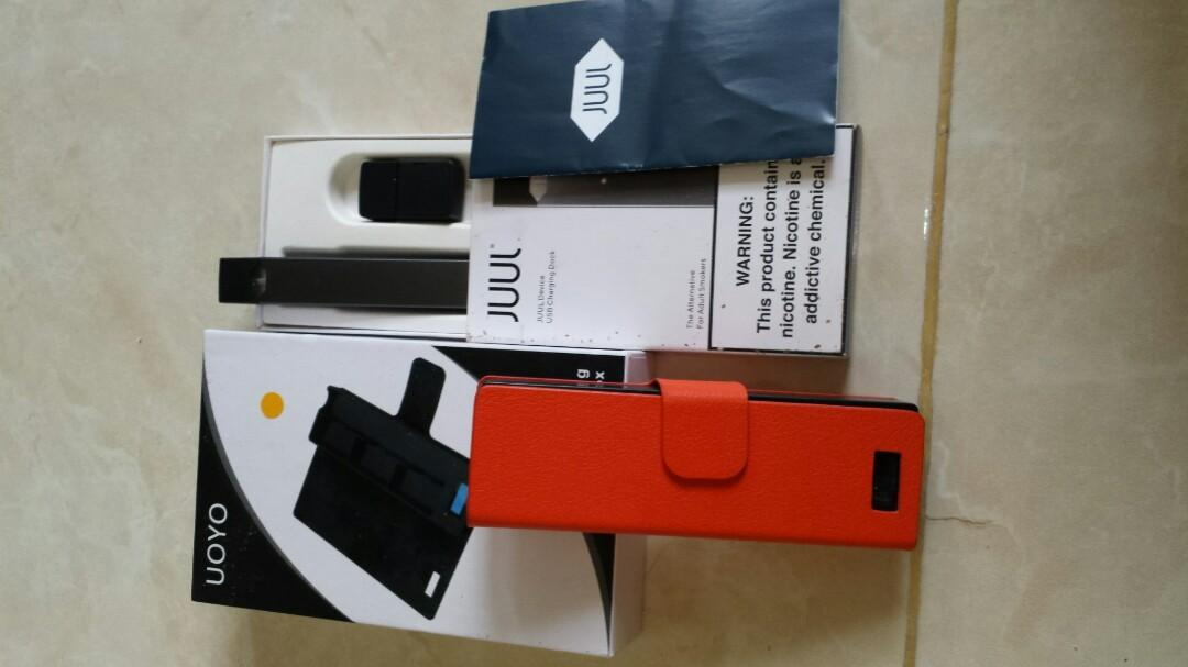 Juul Pod System 1bln Pakai Authentic