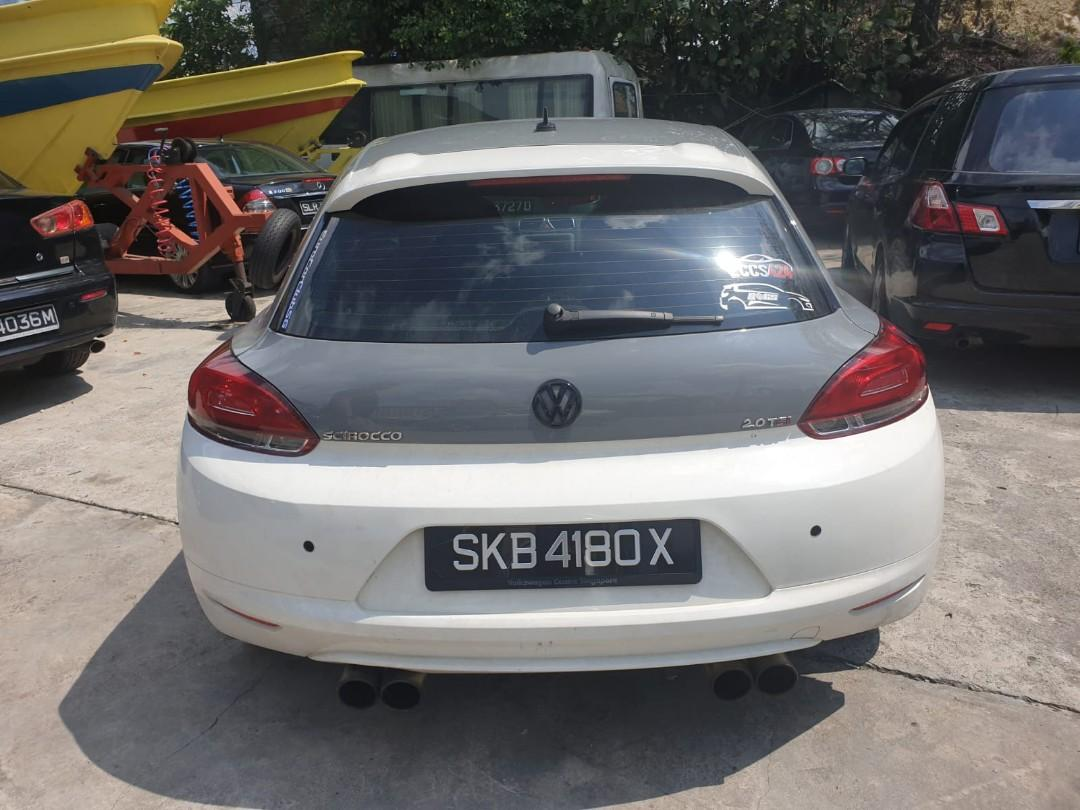 *KERETA SINGAPORE*🇸🇬🇸🇬🇸🇬 *JOIN GROUP WASAP 11👇 https://chat.whatsapp.com/LAMj3R3FxkI6Ap49W75bCP HOT SELLING ITEM🔥🔥🔥 VW SCIROCCO 2.0A SUNROOF  2010 JB *RM 16 000* Wasap.my/60126373536 *WANT SELL BACK YOUR SCRAP CAR?LET ME HELP😊*