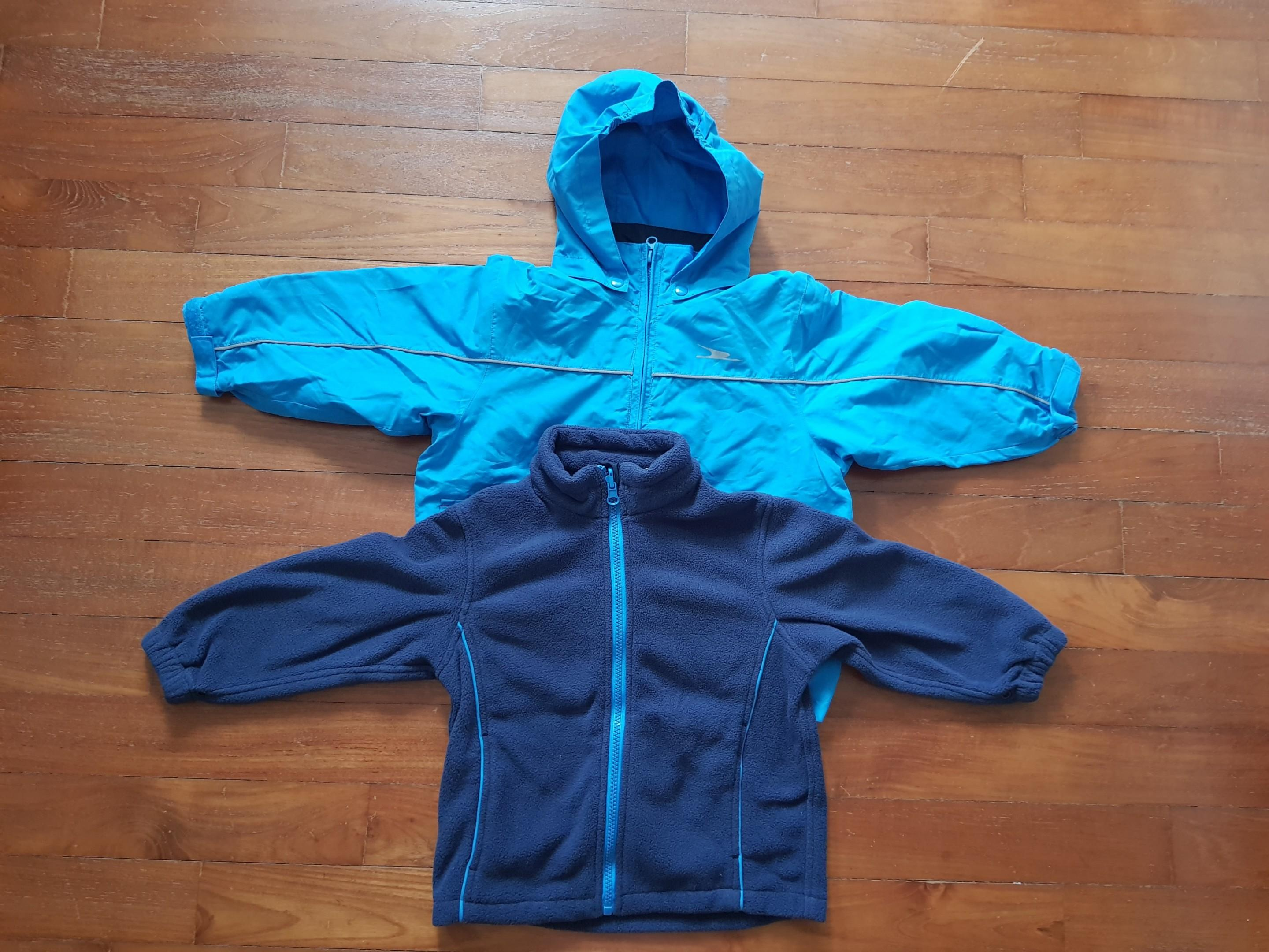 Kids Boys winter jacket set for 6 to 8 years old