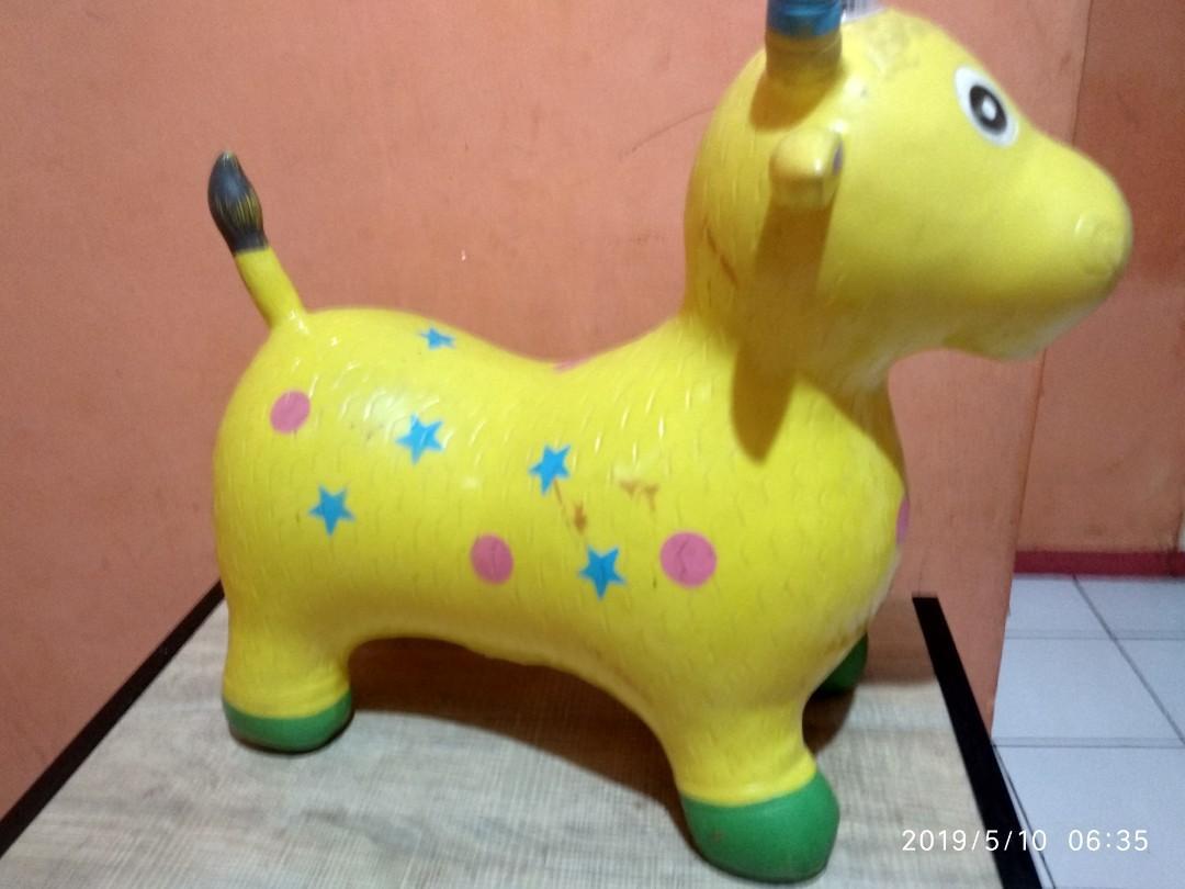 #BAPAU Kuda-Kudaan karet