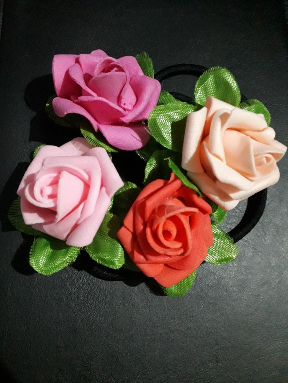 Kunciran bunga 4pc