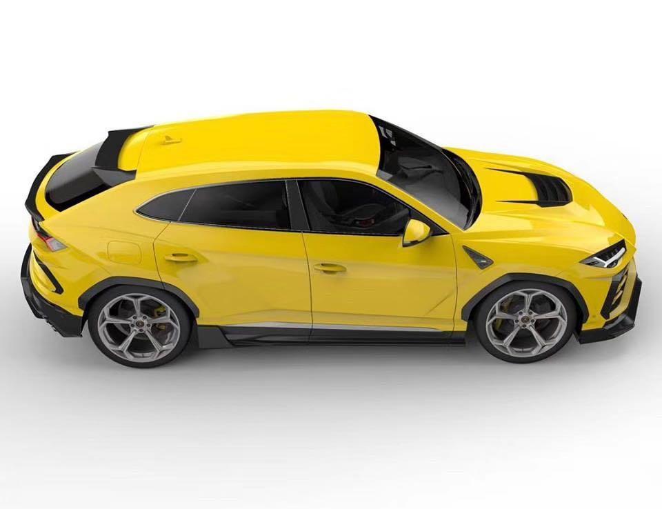 Lamborghini Urus Carbon Body Kit, Car Accessories