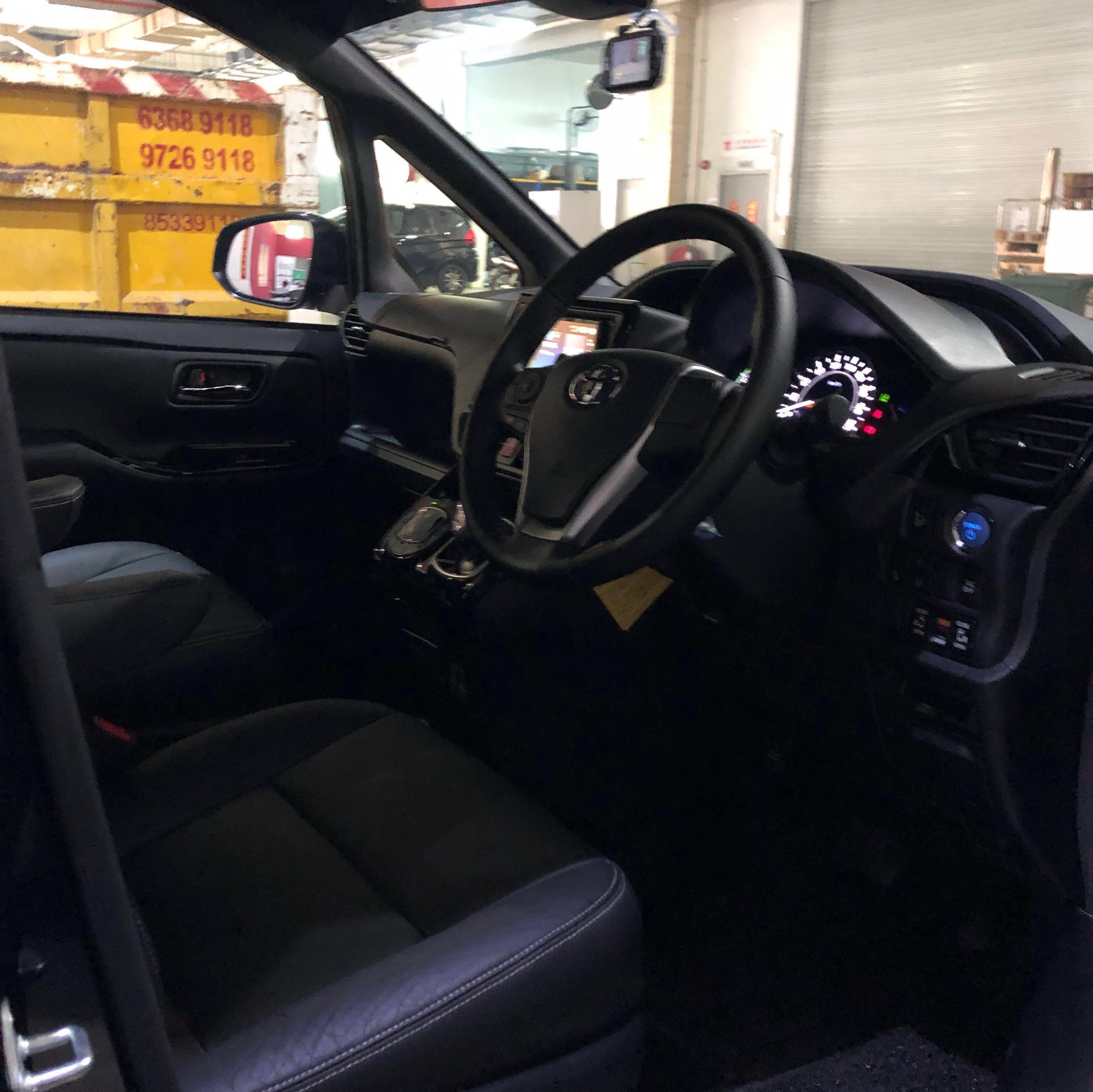 Lease To Own - Toyota Voxy V Hybrid 2019 Brand New MPV - LTO Rental