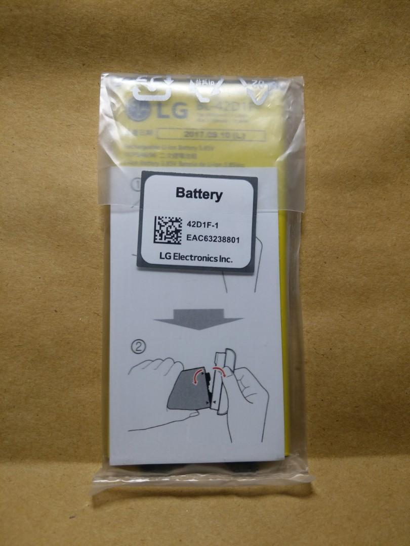 Lg G5 v20 V10 g3 g5 original Battery 原裝電池 保用三個月