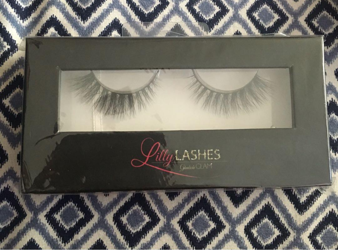 Lilly lashes in Doha
