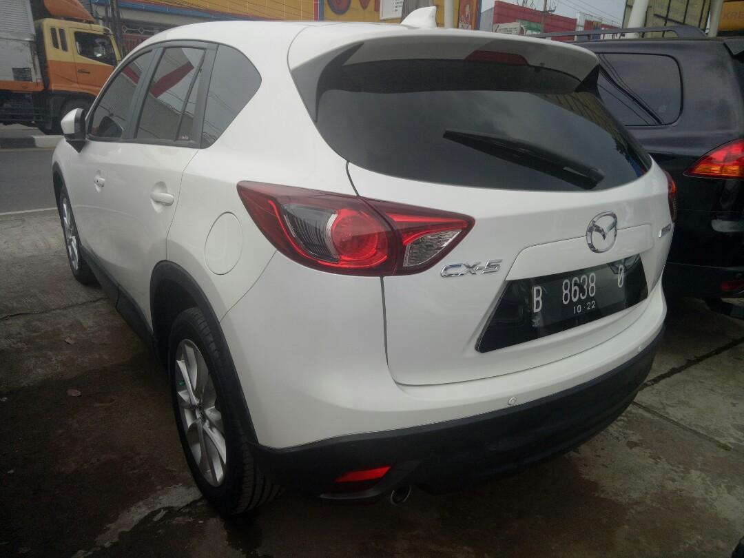 Mazda CX-5 L 2.0 AT 2012