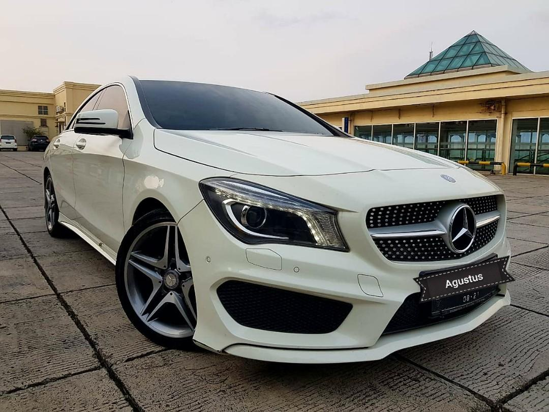 Mercedes Benz CLA 200 AMG 2015 angs 3.9 jt