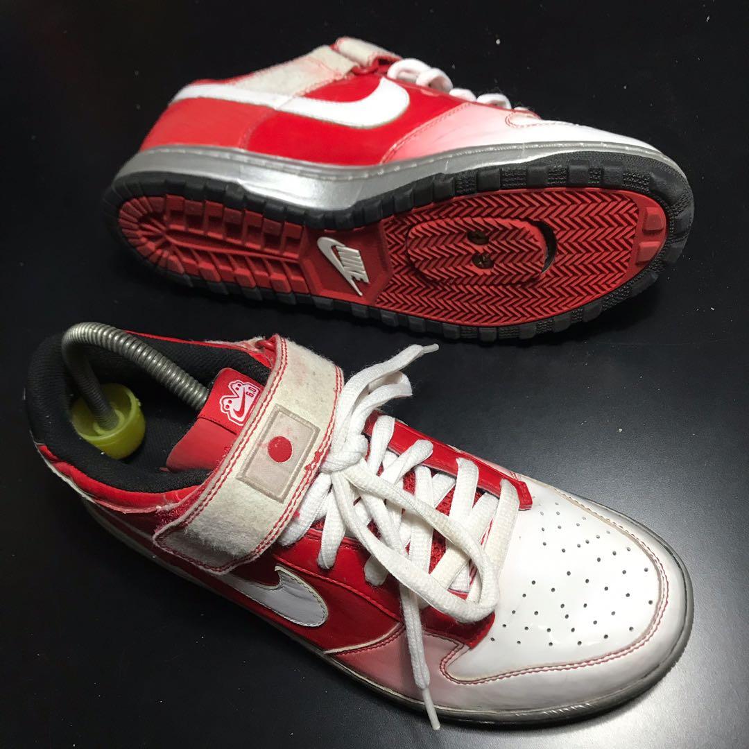 size 40 fbcc2 7eed2 Nike Dunk Gyrizo BMX ACG Olympic Nike Dunk Low 6.0 BMX pack, Fesyen Lelaki,  Kasut Lelaki, Sneakers di Carousell