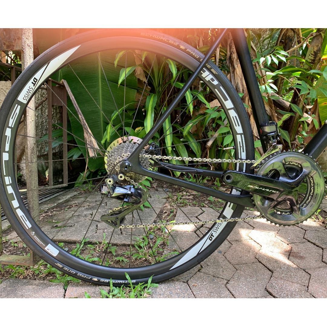OPEN UPPER Gravel bike