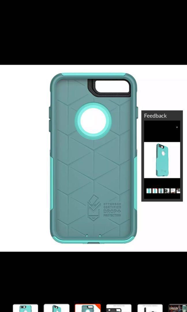 OtterBox Commuter Series Case for iPhone 8+ / iPhone 7+
