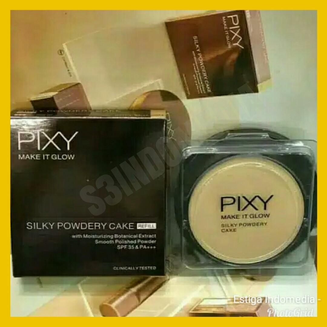 REFFIL - PiXY Silky Powder Cake Original