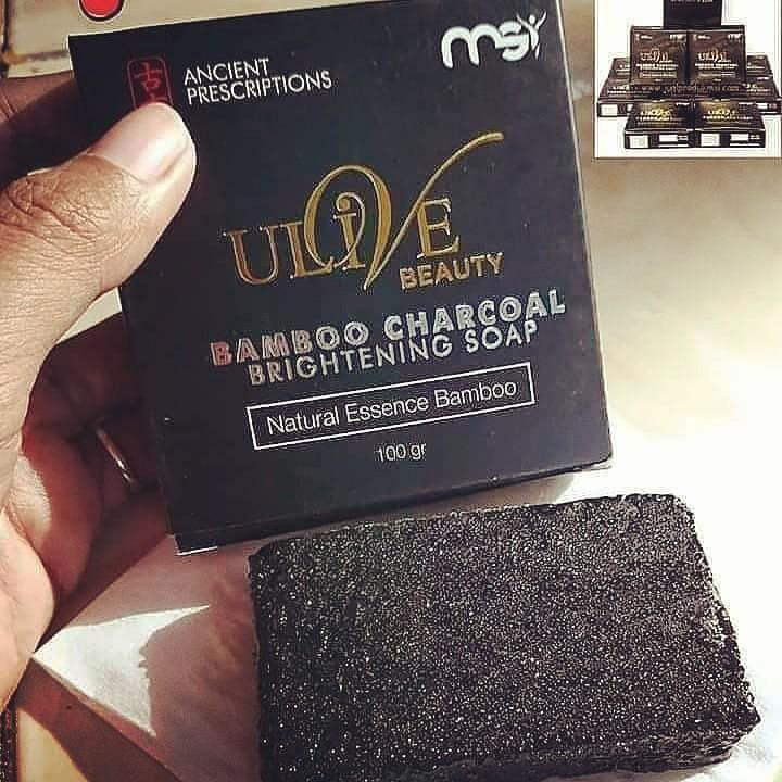 Sabun Bamboo MSI Brightening Soap