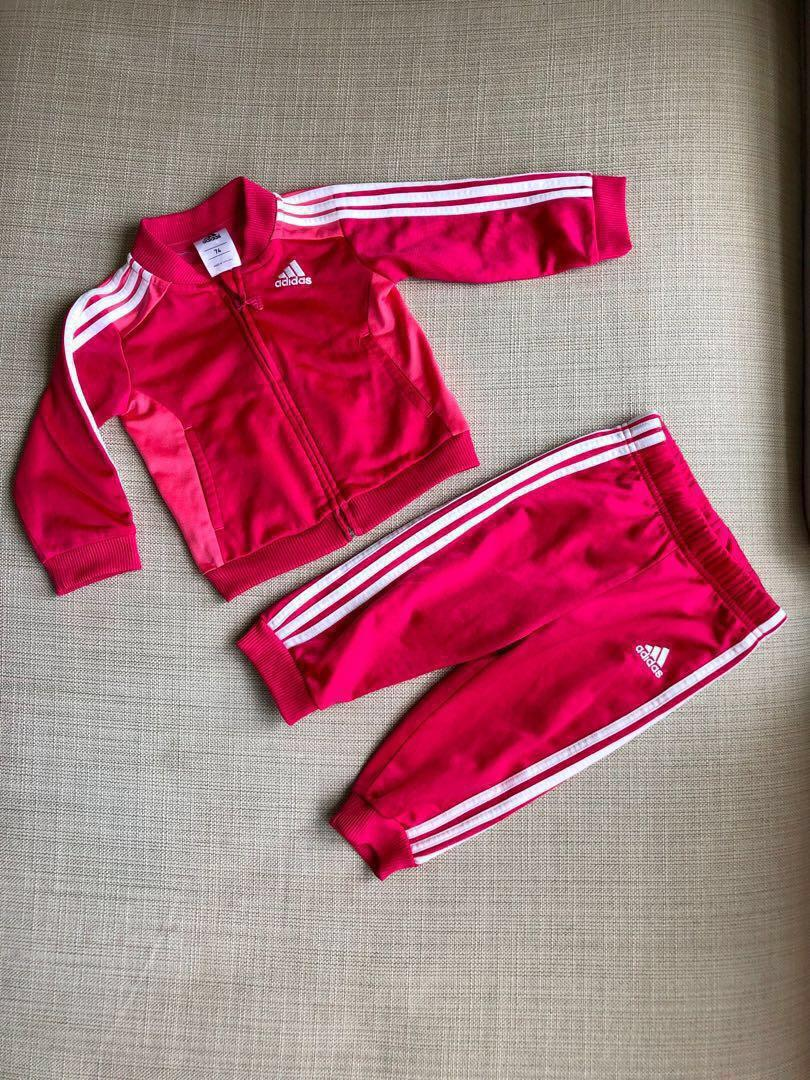 máquina saber Perca  baby girl adidas tracksuit Shop Clothing & Shoes Online